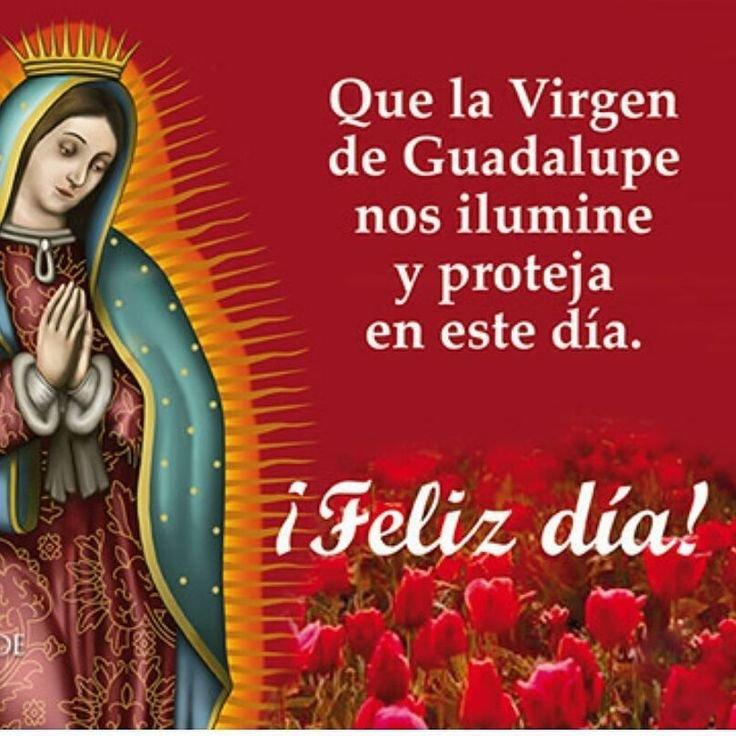 dia de la virgen de guadalupe