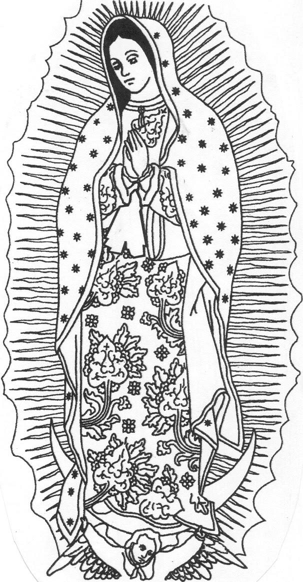 Las Mejores Imágenes De La Virgen De Guadalupe 2019